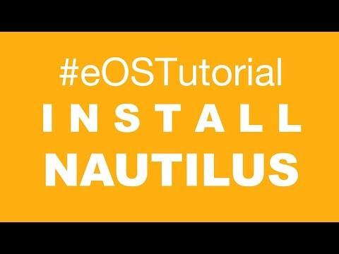Elementary OS Tutorial - How to Install Nautilus