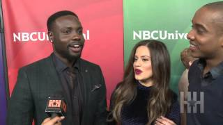 "When ""Shades of Blue"" star Dayo Okeniyi Thought JLo was flirting with Him.."