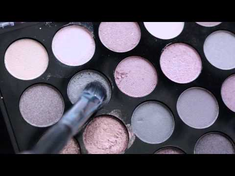 MUA Cosmetics Ultimate Undressed Eyeshadow Palette Swatched!