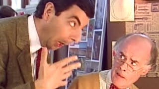 Bored Bean | Funny Episodes | Mr Bean Official