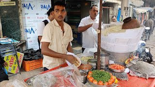 India's Fastest Bhel Making | Super Fast Hands | Indian Street Food