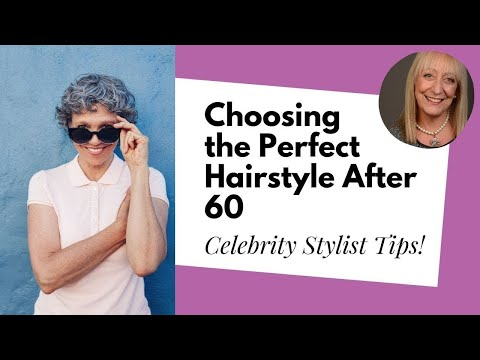Hairstyles for Older Women - How to Choose the Perfect Style for You | Denise McAdam