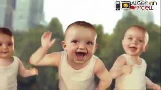 أفضل رقص أطفال صغار مضحك