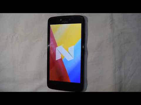 HOW TO CHECK MOTO C ANDROID VERSION