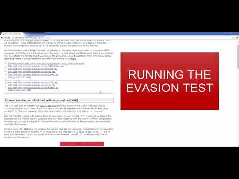 HTTP EVADER - CISCO vs. Fortinet vs. Palo Alto vs. Check Point