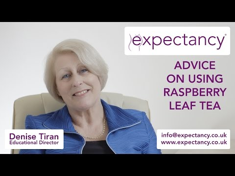 Expectancy Tip 3 Midwives - Advice on using raspberry leaf tea