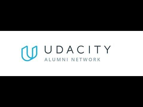 Udacity Alumni Network Presents:
