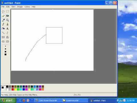 Paint - Increase size of erazer microsoft