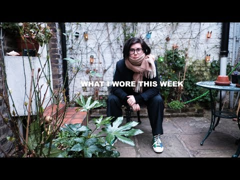 WHAT I WORE THIS WEEK | Work & Weekend OOTDs