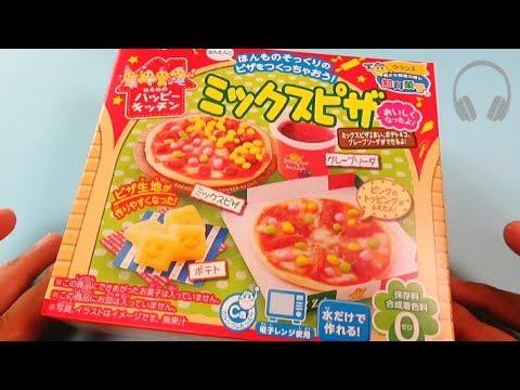 ¡MINI PIZZA DE DULCE! Popin Cookin Pizza