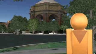 Street View and 3D Trees in Google Earth 6