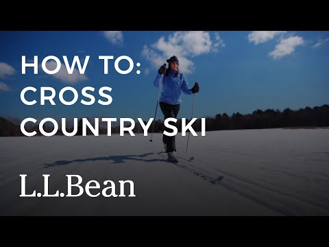 L.L.Bean: How to Cross-Country Ski