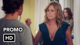 """Splitting Up Together (ABC) """"Terrible Role Models"""" Promo HD - Jenna Fischer comedy series"""