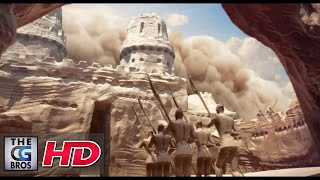 "CGI **Award-Winning** 3D Animated Short: ""Sand Castle (Chateau de Sable)"" - by ESMA"
