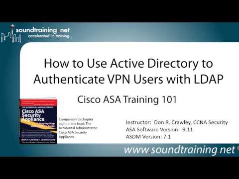 Download How to Use Active Directory and LDAP to Authenticate Cisco