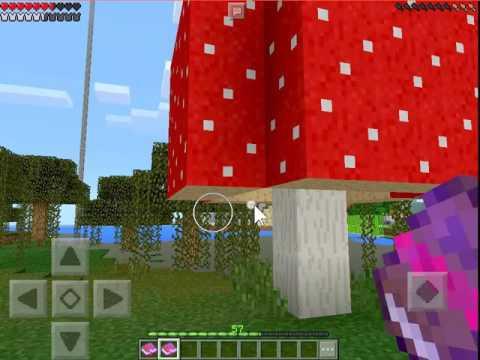 Minecraft PE 15.6 * INFINITE SILK TOUCH *