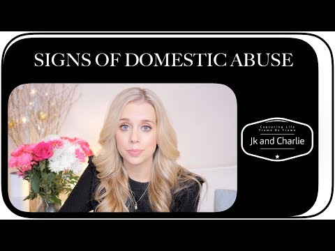 5 SIGNS YOU'RE IN AN ABUSIVE RELATIONSHIP