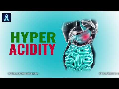 Hyper Acidity Relief Frequency : Acidosis Treatment / Rife Frequency - Binaural Beats