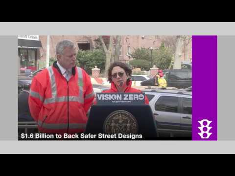 Federal Immigration Requests, Vision Zero,NYC Consumer Affairs