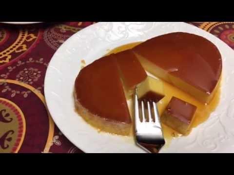How to make perfect Leche Flan (Crème Caramel / Custard)