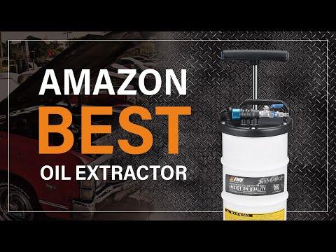 EWK TOOL Vacuum Oil Extractor Pump Manual /Pneumatic