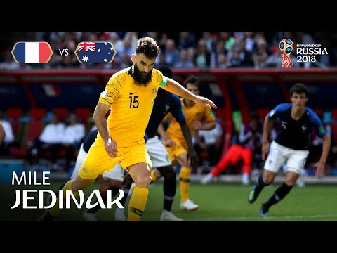 Mile JEDINAK Goal - Australia v France - MATCH 5