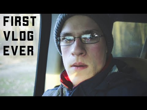 FIRST VLOG EVER - Thanksgiving 2017 Camping trip - Bobsleds!