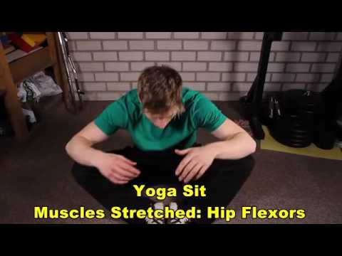 10 Minute Beginner Flexibility Training  Get Flexible At Home!   YouTube
