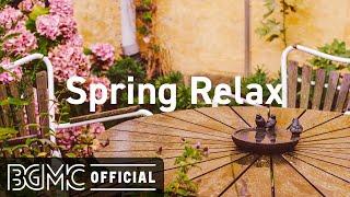 Spring Relax: Beautiful March Jazz - Good Mood Jazz Cafe & Bossa Nova Music