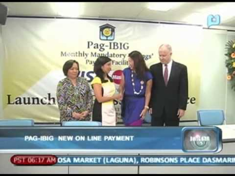 Pag-ibig, new on line payment