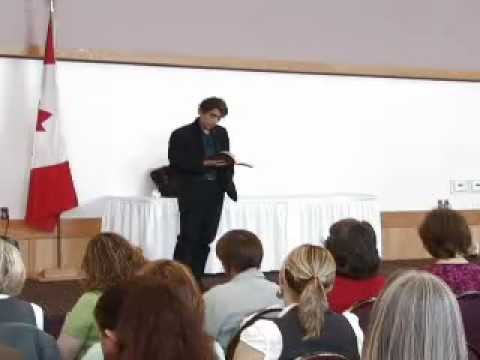 Gabor Mate Lecture -