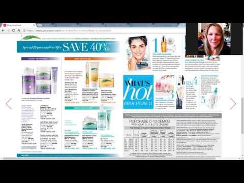 Avon What's New Demo Pricing and Update on Site Change