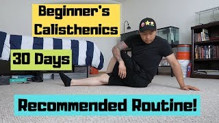 Reddit Recommended Routine - Intermediate - Second Quarter