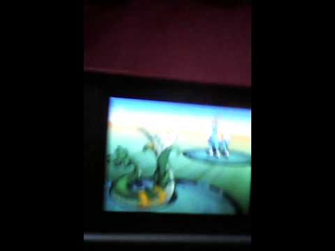 Catching Cobalion in Pokemon White 2!