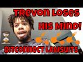 Trevon James Loses His Mind - Crypto Nick On The Run! Bitconnect Lawsuit News