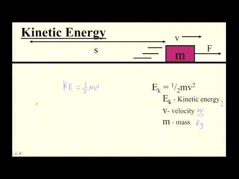 HTPIB06D Calculating Kinetic Energy