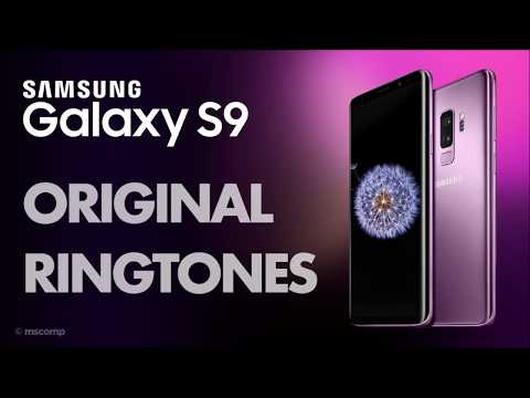 Samsung Galaxy S9 | S9+ Ringtones & Notifications (Original)