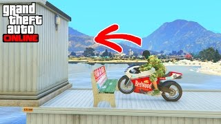 HARD TOTAL WIPEOUT PARKOUR - GTA 5 ONLINE