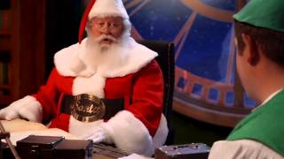 Savanna Video from Santa Claus in the North Pole - Christmas 2014