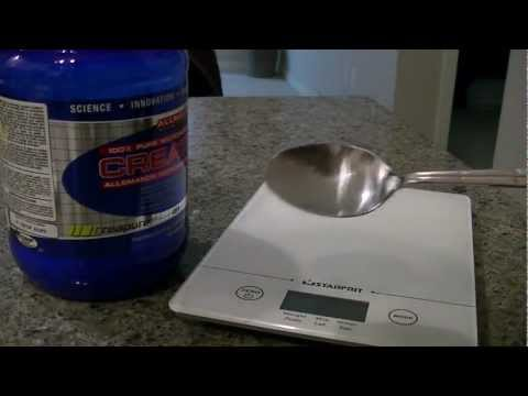 How To Mix Creatine
