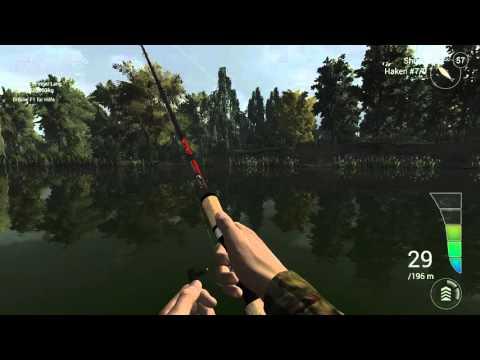 Fishing Planet Missouri/Mudwater River  (Alligator Gar Trophy/Alligator Hecht Trophäegröße) 41,9Kg