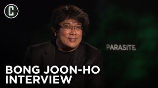 Bong Joon-ho Interview Parasite