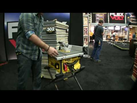 First Cordless Table Saw?
