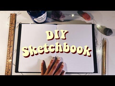 DIY SKETCHBOOK