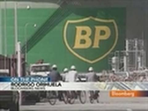 Bloomberg's Orihuela Discusses BP Stake in Pan American: Video