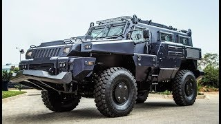 10 Best Mine-Resistant Ambush Protected Vehicles In The World