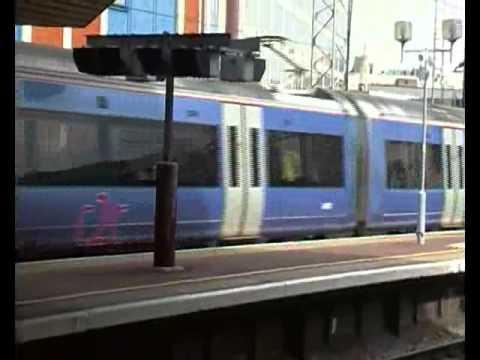 Trains In London VI: London Fenchurch Street (15th September 2010)