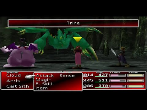 Final Fantasy VII - All Enemy Skills Guide