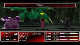 Final Fantasy VII - All Enemy Skills Guide