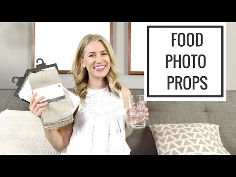 Tips For Food Photography + Photo Props | The Roosevelts
